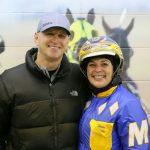 Final racing program tonight in Indiana
