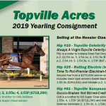 Proven families offered through Topville Acres