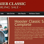 Second day of Hoosier Classic Yearling Sale holds steady