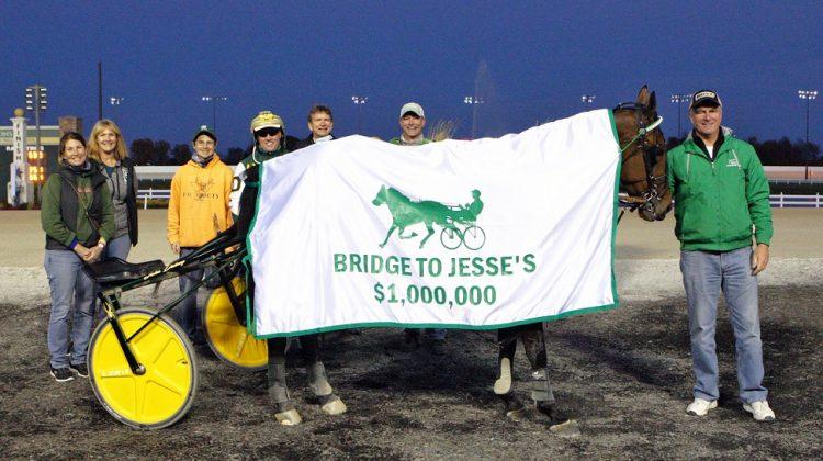 Bridge to Jesse's is Indiana's newest millionaire