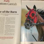 Custom Cantab retires