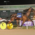 Hot Mess Express remains perfect in Indiana Sires Stakes
